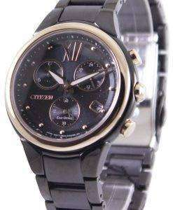 Citizen Eco-Drive Chronograph FB1317-53E Womens Watch