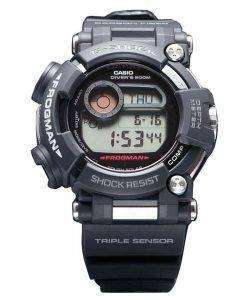 Casio G-Shock Frogman Atomic Triple Sensor GWF-D1000-1JF Mens Watch