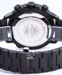 市民 Navihawk が T エコドライブ クロノグラフ JY8037 50E メンズ腕時計
