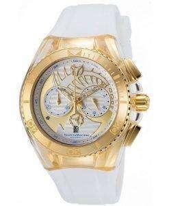TechnoMarine 夢クルーズ コレクション クロノグラフ TM 115002 レディース腕時計