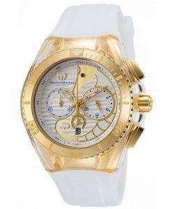 TechnoMarine 夢クルーズ コレクション クロノグラフ TM 115003 レディース腕時計