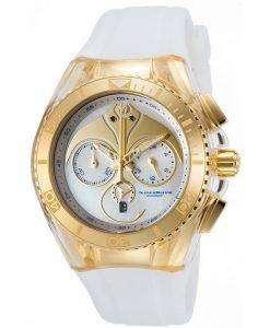 TechnoMarine 夢クルーズ コレクション クロノグラフ TM 115004 レディース腕時計