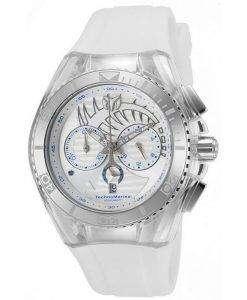 TechnoMarine 夢クルーズ コレクション クロノグラフ TM 115005 レディース腕時計