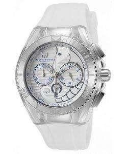 TechnoMarine 夢クルーズ コレクション クロノグラフ TM 115006 レディース腕時計