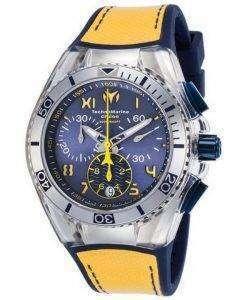 TechnoMarine カリフォルニア クルーズ コレクション クロノグラフ TM 115015 ユニセックス腕時計