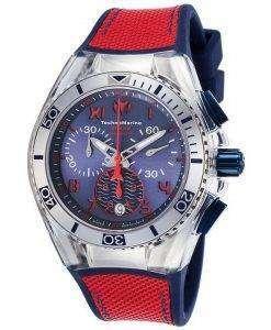 TechnoMarine カリフォルニア クルーズ コレクション クロノグラフ TM 115016 ユニセックス腕時計