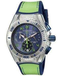 TechnoMarine カリフォルニア クルーズ コレクション クロノグラフ TM 115019 ユニセックス腕時計
