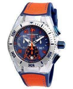 TechnoMarine カリフォルニア クルーズ コレクション クロノグラフ TM 115020 ユニセックス腕時計