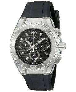 TechnoMarine 元クルーズ コレクション クロノグラフ TM-115051 ユニセックス腕時計