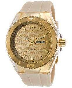 TechnoMarine モノグラム クルーズ コレクション日本のクオーツ TM 115064 メンズ腕時計