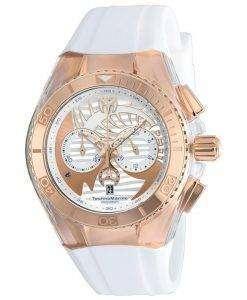 TechnoMarine 夢クルーズ コレクション クロノグラフ TM 115066 レディース腕時計