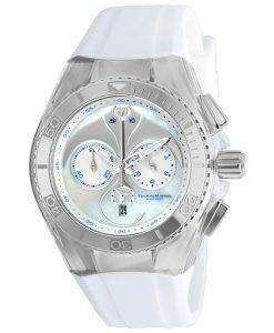 TechnoMarine 夢クルーズ コレクション クロノグラフ TM 115068 レディース腕時計