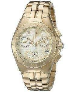 TechnoMarine 夢クルーズ コレクション クロノグラフ TM 115091 メンズ腕時計