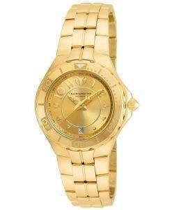 TechnoMarine 真珠海コレクション クォーツ TM 715010 レディース腕時計