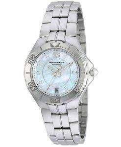 TechnoMarine 真珠海コレクション クォーツ TM 715012 レディース腕時計
