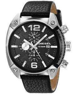 ディーゼル オーバーフロー クオーツ クロノグラフ DZ4341 メンズ腕時計