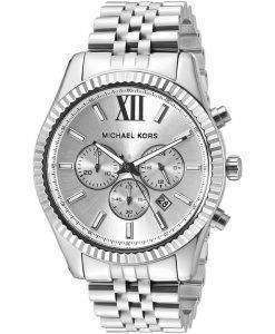 ミハエル Kors レキシントン クオーツ クロノグラフ MK8405 メンズ腕時計
