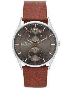 スカーゲン ホルスト多機能ステンレス クオーツ SKW6086 メンズ腕時計