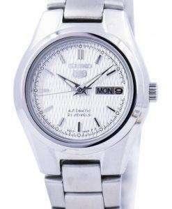 セイコー 5 自動 21 宝石 SYMC07 SYMC07K1 SYMC07K レディース腕時計