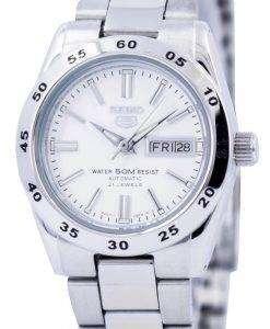 セイコー 5 自動 21 宝石 SYMG35 SYMG35K1 SYMG35K レディース腕時計