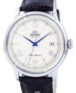 オリエント第 2 世代バンビーノ古典的な自動 FAC00009N0 AC00009N メンズ腕時計