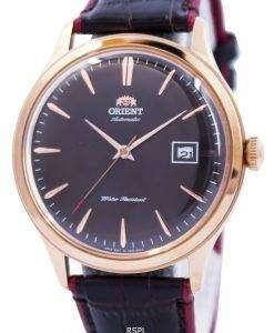 オリエント バンビーノ バージョン 4 古典的な自動 FAC08001T0 AC08001T メンズ腕時計