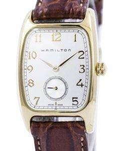 ハミルトン アメリカン クラシック ボールトン石英スイス製 H13431553 メンズ腕時計