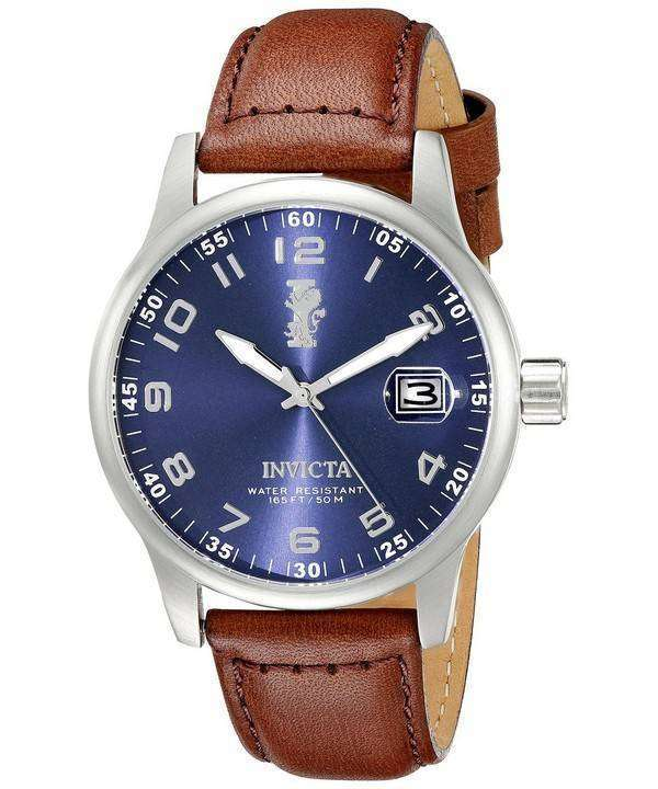 Invicta I-Force Quartz 15254 Men's Watch| Beauty in simplicity for serving a purpose