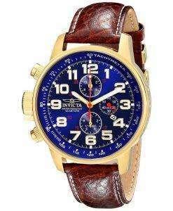 インビクタ - フォース クロノグラフ クォーツ 3329 メンズ腕時計
