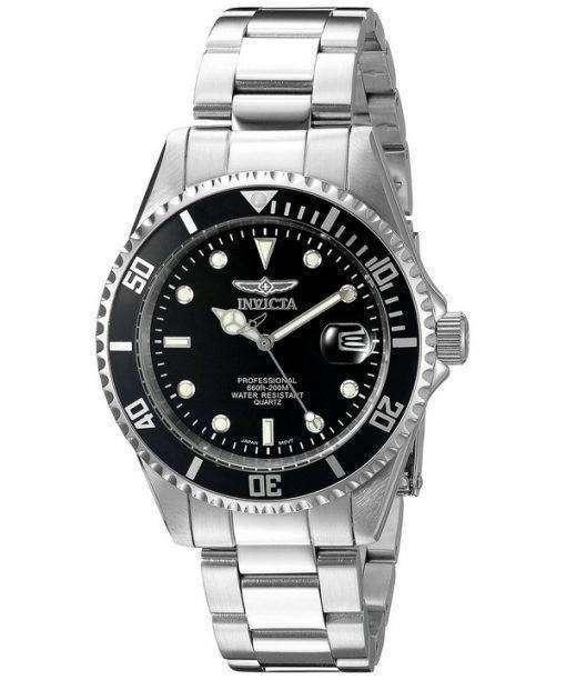 インビクタ Pro ダイバー クォーツ 200 M 8932OB メンズ腕時計
