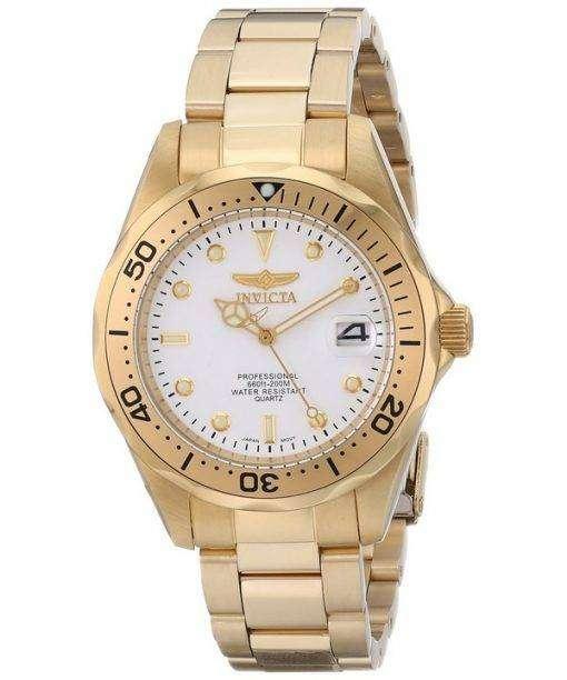 インビクタ Pro ダイバー クォーツ 200 M 8938 男性用の腕時計