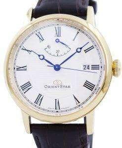 オリエント スター エレガントな古典的な自動電源予備 SEL09002W0 EL09002W メンズ腕時計