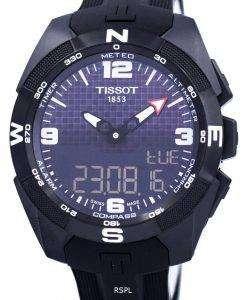 ティソの T-タッチ エキスパート太陽アナログ デジタル T091.420.47.057.01 T0914204705701 メンズ腕時計