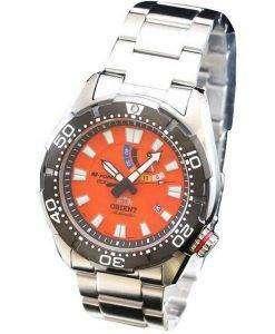 オリエント M フォース自動 200 M ダイバー パワー リザーブ WV0201EL メンズ腕時計
