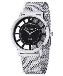 Stuhrling ウィンチェ スター ・ デル ・ ソル エリート スイス製クオーツ 388M.02 メンズ腕時計