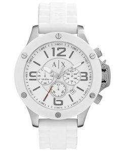 アルマーニエクス チェンジ Wellworn クロノグラフ クォーツ AX1525 メンズ腕時計