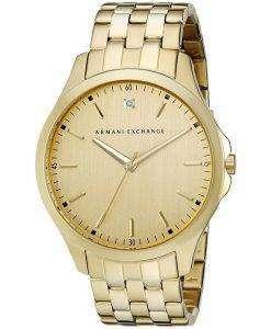 アルマーニエクス チェンジ ダイヤモンド アクセント石英 AX2167 メンズ腕時計