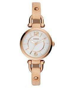 化石グルジア石英 ES3745 レディース腕時計