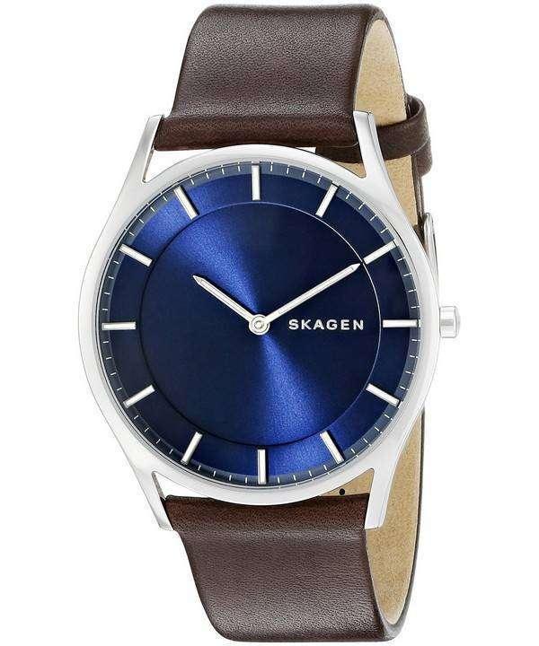 スカーゲン ホルスト スリム石英 SKW6237 メンズ腕時計