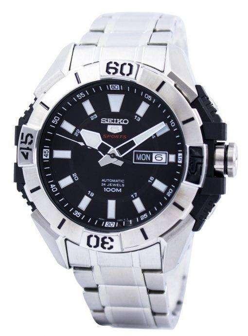 セイコー 5 スポーツ自動 24 宝石 SRP793 SRP793K1 SRP793K メンズ腕時計