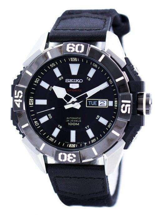 セイコー 5 スポーツ自動 24 宝石 SRP799 SRP799K1 SRP799K メンズ腕時計