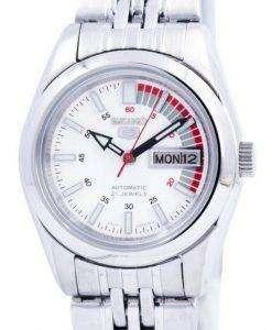 セイコー 5 自動 21 宝石 SYMA41 SYMA41K1 SYMA41K レディース腕時計