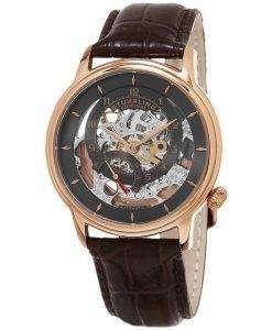 Stuhrling Delphi 自動 782.03 メンズ腕時計
