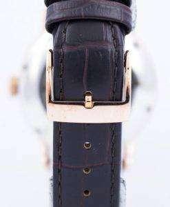 オリエントスターエレガントクラシックオートマチックパワーリザーブSEL09001W EL09001Wメンズ腕時計
