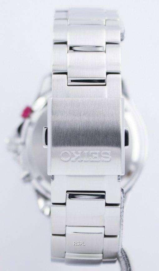 セイコー ソーラー クロノグラフ タキメーター SSC491 SSC491P1 SSC491P メンズ腕時計