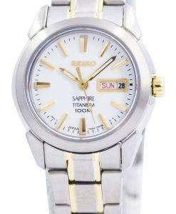 セイコー サファイア チタン水晶 100 M SXA115 SXA115P1 SXA115P レディース腕時計