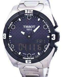 ティソの T-タッチ エキスパート太陽 T091.420.44.051.00 T0914204405100 メンズ腕時計