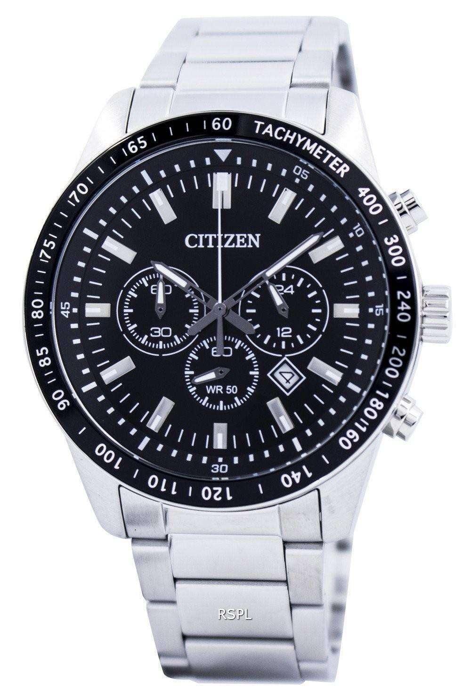 Citizen Quartz Chronograph AN8071-51E Men's Watch