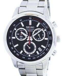 セイコースポーツクォーツタキメーターSSB205 SSB205P1 SSB205Pメンズ腕時計
