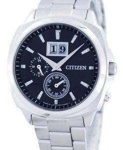 シチズンエコ ドライブ パーペチュアル カレンダー BT0080 59E メンズ腕時計